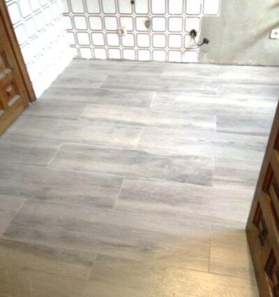 Reparación de piso y cocina