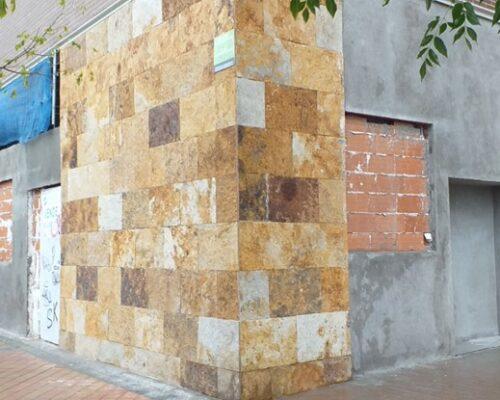 fachada remodelada